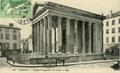 Carte postale du Temple d'Auguste et de Livie.png