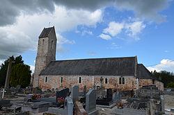 Cartigny-l'Epinay - Eglise Saint-Pierre.JPG