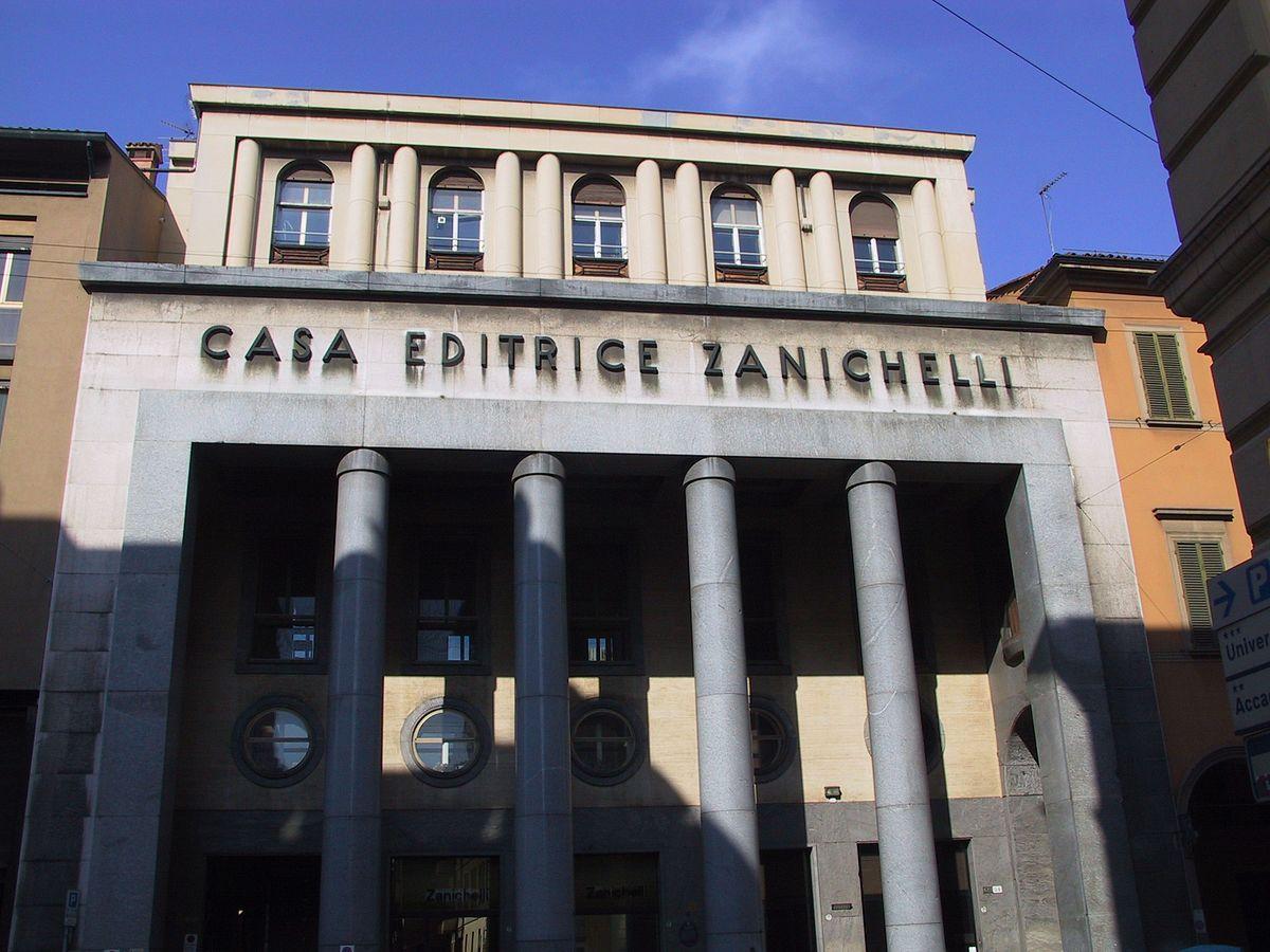 Zanichelli wikipedia - Casa del cuscinetto bologna ...