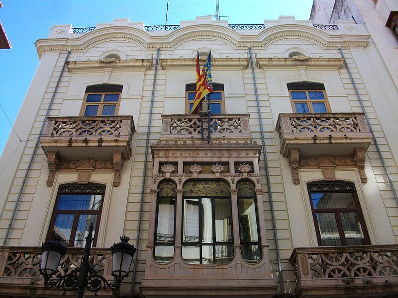 File:Casa dels Caragols de Castelló.jpg