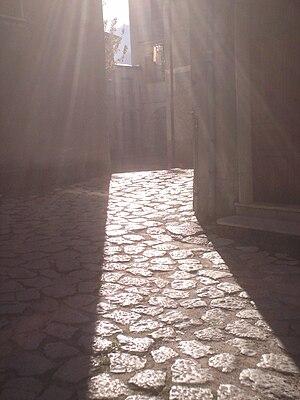 In Irpinia (Italy) the Montella casali are the...