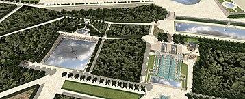 Château de Saint-Cloud — Wikipédia