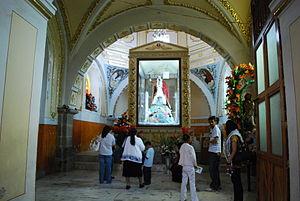 Temoaya - Image of Señor Santiago