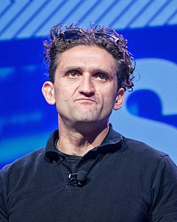 Casey Neistat American YouTube personality, filmmaker and entrepreneur