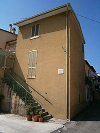 Castello di Ospedalicchio, torre Nord-Est, casa natale di San Vitale.jpg