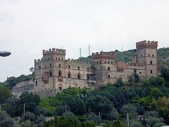 Battipaglia - The Castelluccio, the town's most famous landmark