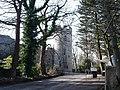 Castle Turret - geograph.org.uk - 124541.jpg
