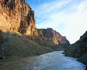 Cataract Canyon - Cataract Canyon, near the Big Drop Rapids