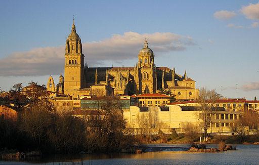Catedral Salamanca A&I
