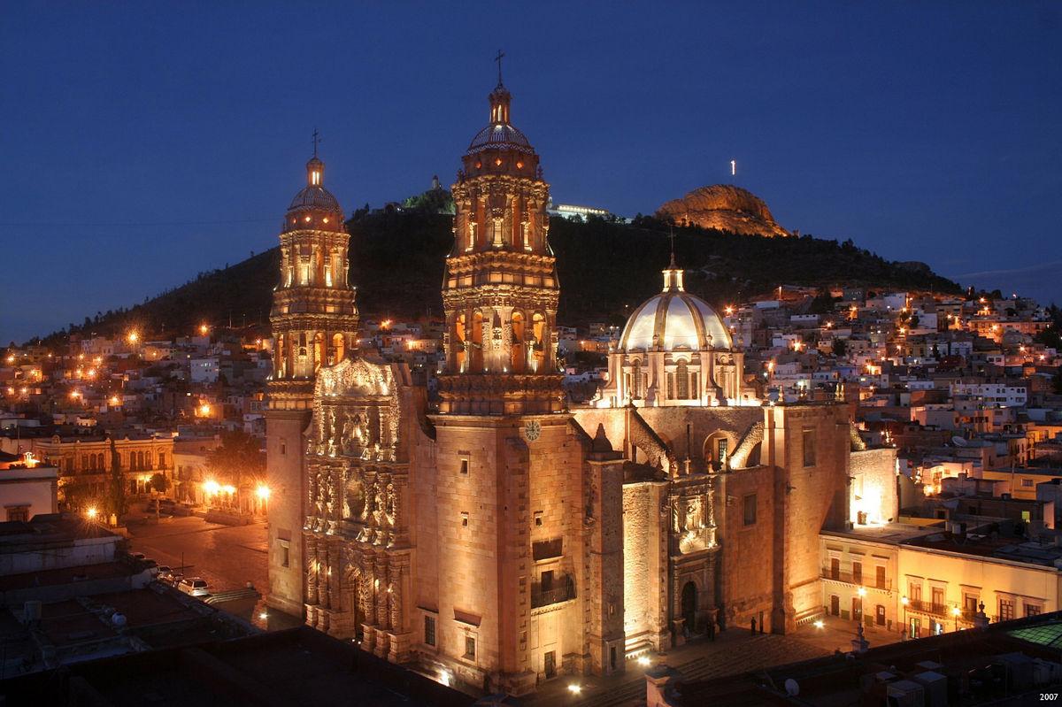 Archivo:Catedral de Zacatecas, México..jpg - Wikipedia, la ...