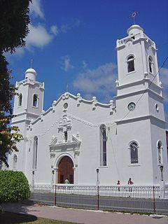 St. John Baptist Cathedral, Penonomé Church in Penonomé, Panama
