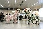 Cathay Pacific inaugural flight to Hong Kong (40982177902).jpg