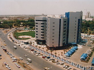Central Bank of Sudan - Image: Cbank.sudan