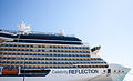 Celebrity Reflection in Rhodes port.jpg