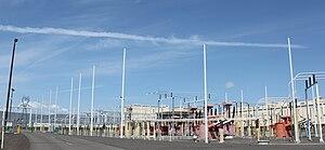 Celilo Converter Station - The Celilo Converter Station in 2009