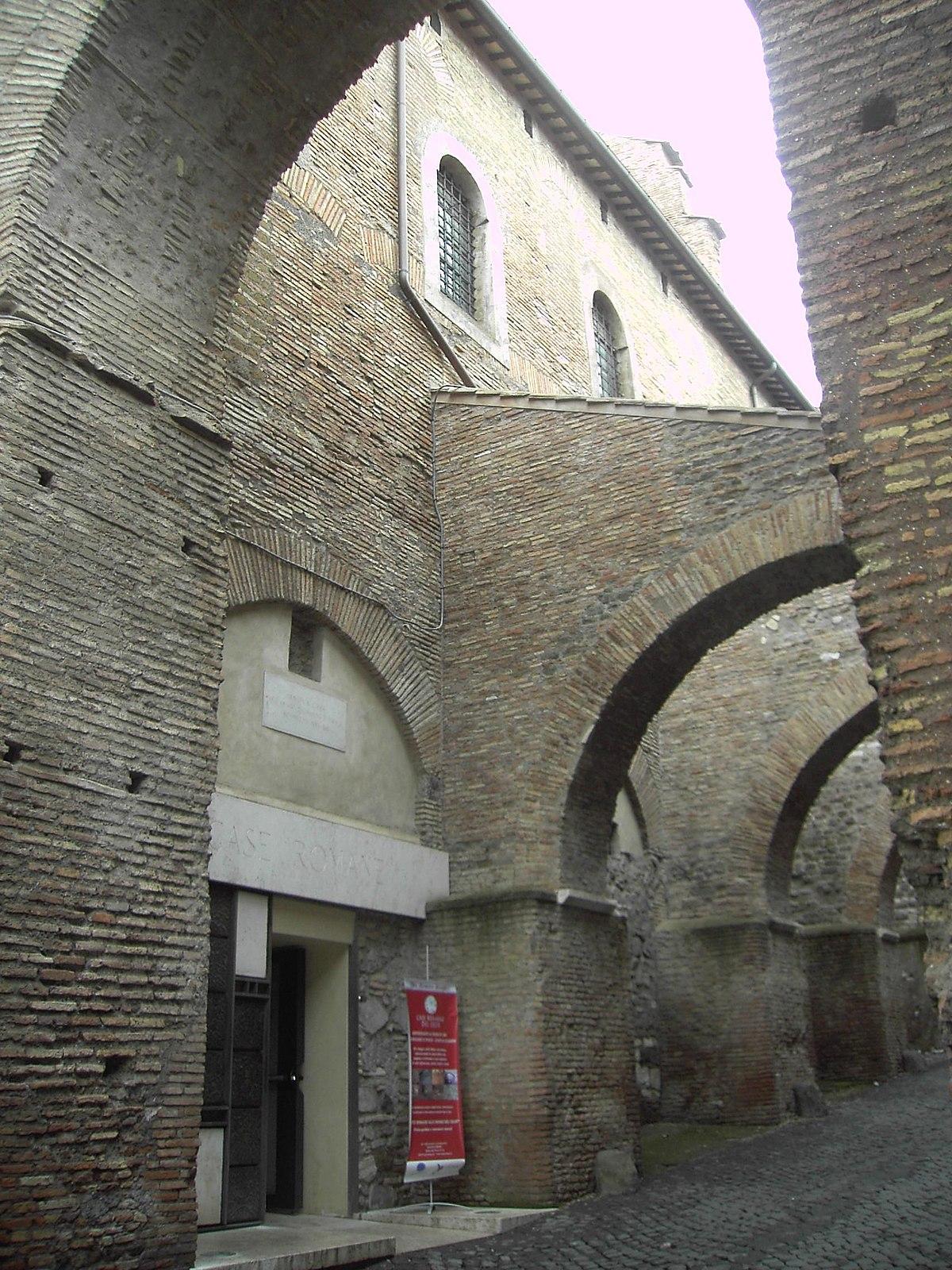 Case romane del celio wikipedia - Le 12 tavole romane ...