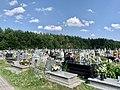 Cemetery in Przeginia, Poland, 2019, 01.jpg