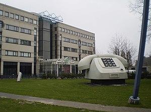 Centraal Beheer - The office of Centraal Beheer in Apeldoorn