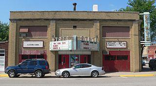 Martha Ellen Auditorium United States historic place