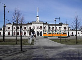 Norrköping Central Station