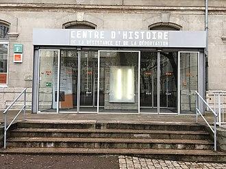 Centre d'histoire de la résistance et de la déportation - Museum