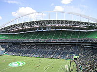 CenturyLink Field upper level tarp, 2014.jpg