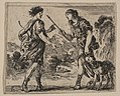 Cephalus and Procris, from 'Game of Mythology' (Jeu de la Mythologie) MET DP817681.jpg