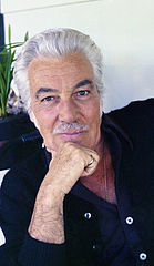 Cesar Romero w Los Angeles (1973)