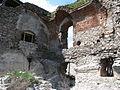Cetatea Deva - resturi de clădire.jpg
