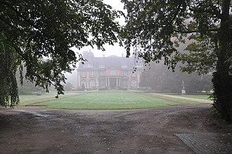 Château de La Fougeraie - The château in 2010