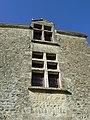 Château de Reigné détail de fenêtre.JPG