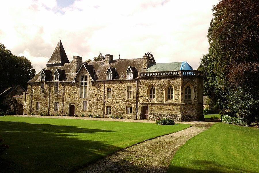 Château de la Vaucelle à fr:Saint-Lô