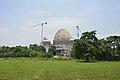 Chandrodaya Mandir Under Construction - Temple Of Vedic Planetarium - ISKCON Campus - Mayapur - Nadia 2017-08-15 1902.JPG