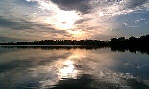 Channel Lake, Illinois - Image: Channel Lake, IL