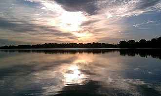 Channel Lake, Illinois - Image: Channel Lake, IL