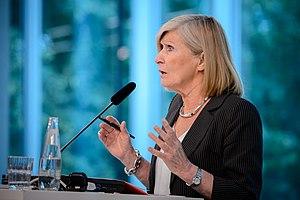 Chantal Mouffe - Mouffe in 2013