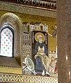 Chapelle Palatine, Mosaïque, Délivrance de saint Pierre par un ange.jpg