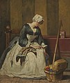 Chardin - The Embroiderer, 19 x 16.5 cm.jpg