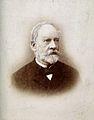 Charles Friedel. Photograph by Eug. Pirou. Wellcome V0028138.jpg