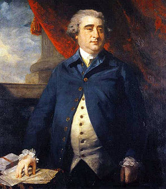 Charles James Fox was the first person to mention The Wealth of Nations in Parliament. Charles James Fox00.jpg