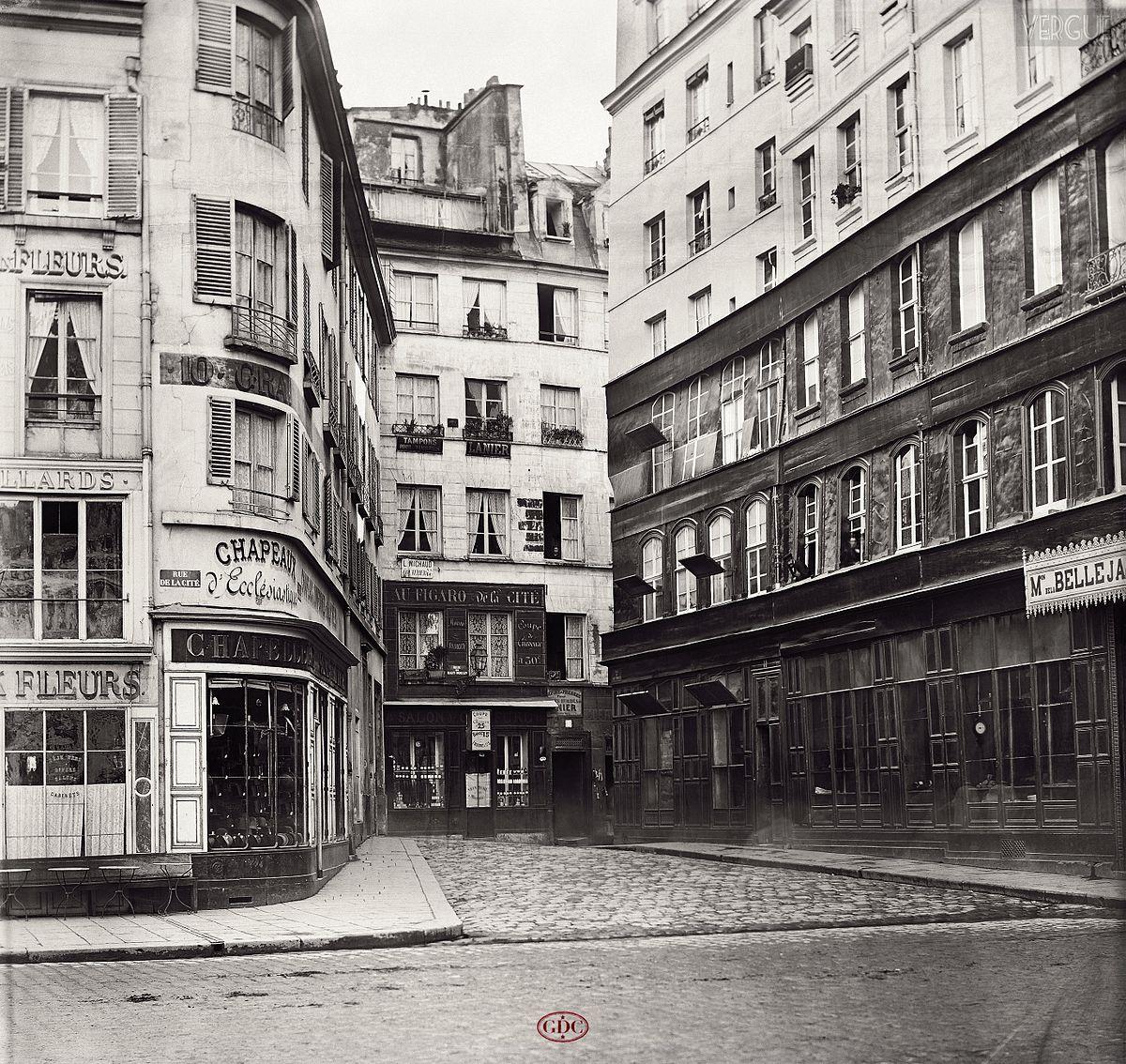 Rue Du Haut