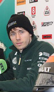 Charles Pic racecar driver