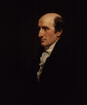 Charles Stanhope, 3rd Earl Stanhope - Portrait of Earl Stanhope by John Opie
