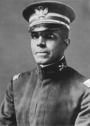 Charles Young (United States Army) - Captain Charles Young in 1903