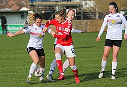 Charlton Ath Women 1 Lewes FC Women 1 07 03 2021-293 (51014214166).jpg