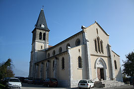 The church of Saint-Roch