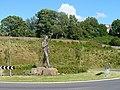 Chartist man at Blackwood - geograph.org.uk - 871117.jpg