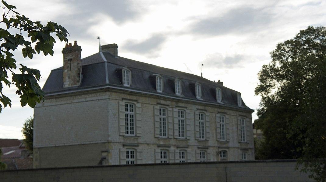 Arrière de la Maison aux Champs de Cormontreuil