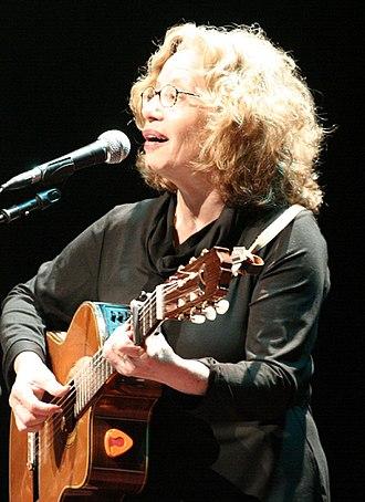 Music of Israel - Israeli folk singer Chava Alberstein.