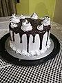 Checkerboard Cake - Ray's Confectionery, Fatorda - Goa - IMG-20201216-WA0010.jpg